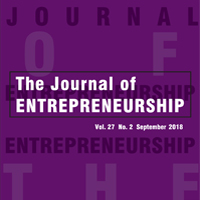 The Journal of Entrepreneurship