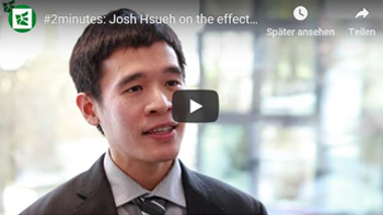 Video Josh Hsueh_study the influence of family business background on next-generation entrepreneurship