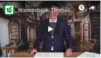 Video Wissenbank Thomas Zellweger