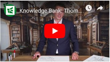 Video Wissenbank Thomas Zellweger eng