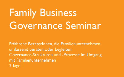 Family Business Governance für Serviceprovider