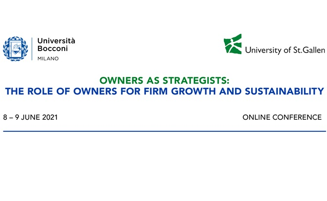Owner as Strategists Conference